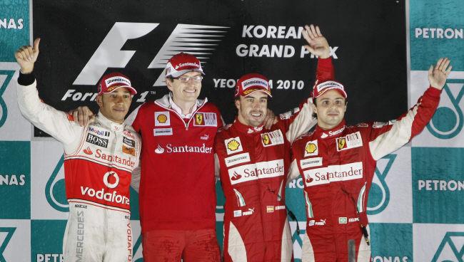 Re: Hilo de la Scuderia Ferrari y todo su entorno