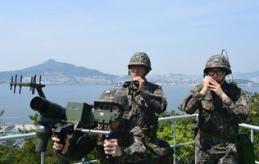 과거 현재 미래 안보 요충지 '남해 수호신 '3함대가 호령