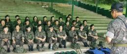 [육군56사단] 여성예비군 '돌격 앞으로'