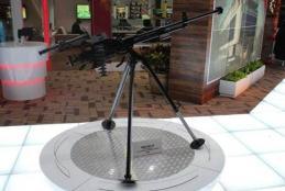 파키스탄  분당 540~600발 발사 중기관총