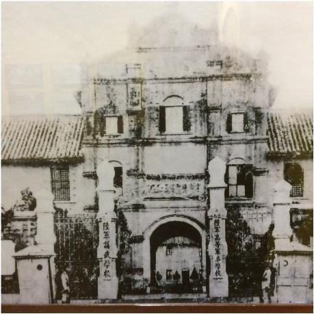 100년 전 조선 청년들이 입교한 중국의 명문 윈난육군강무학교.