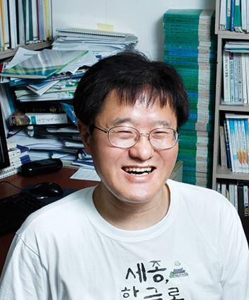 김 슬 옹 세종학교육원 원장·『웃는 한글』 저자