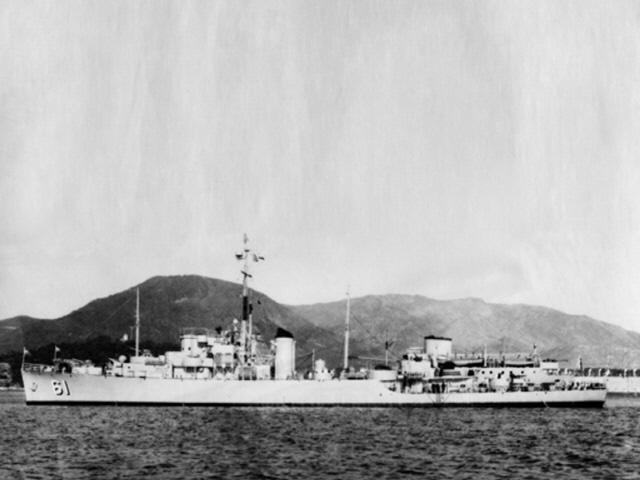 PF-61 두만강함. 사진=해군본부 제공