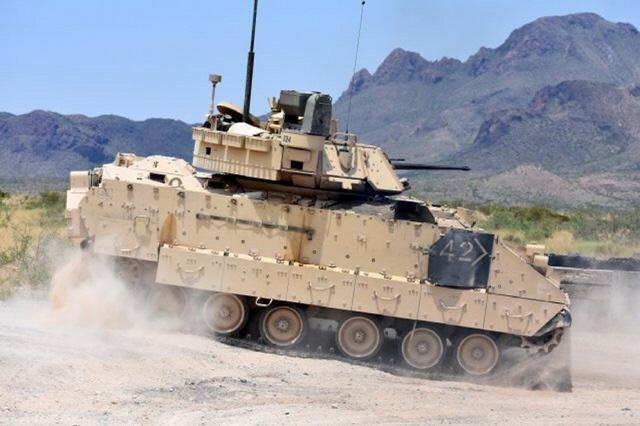 미 육군   차세대 전투차량 개발 중 근접전투 능력 높여 전장 지배력 강화
