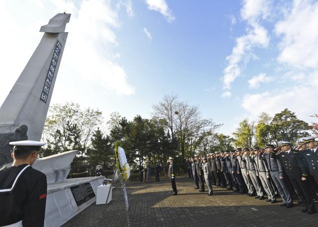 3軍 사관생도 합동 순항훈련전단 교육훈련 돌입