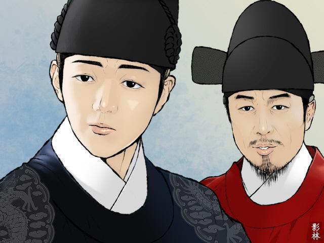 유성룡은 조선의 임금은 이제부터 세자 광해라고 속으로 외쳤다