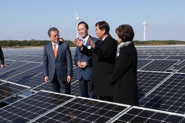 """""""새만금, 국가 에너지 전환정책 시금석"""""""