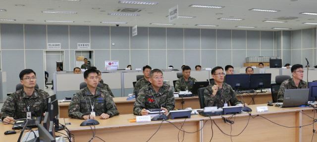 국군 합동연습의 메카 JWSC '시선집중'
