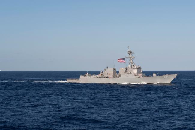 美 군함 대만해협 또 통과…中 의식한 사실상 무력시위