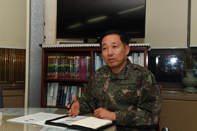 박 성 우(대령) 육군장비정비관리과장