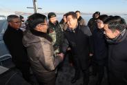 남북 한강하구 공동 수로조사 완료
