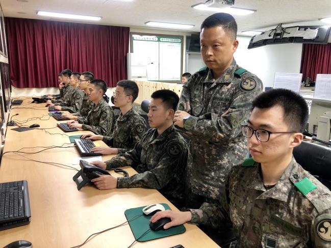 두 번째 무열 워리어 육군39사단 김병우 준위,