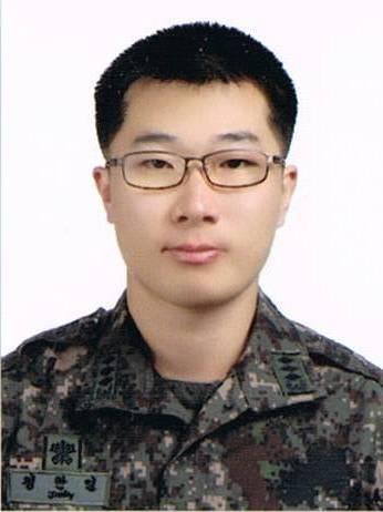 육군2군수지원여단 정한얼 소령(진).  부대 제공