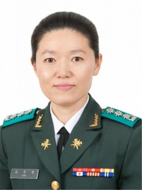 김주희 육군준장(진)