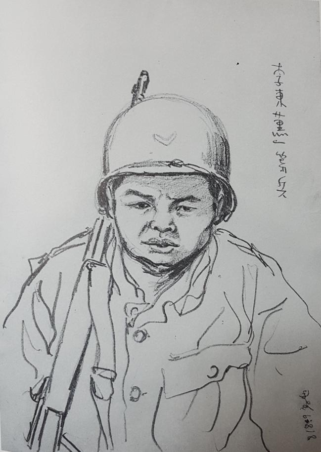 이동훈 일병 (군번: 0199378)