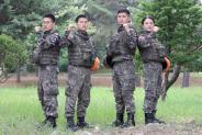 화살머리고지 유해 발굴작전 참여 육군5사단 남매·쌍둥이 장병