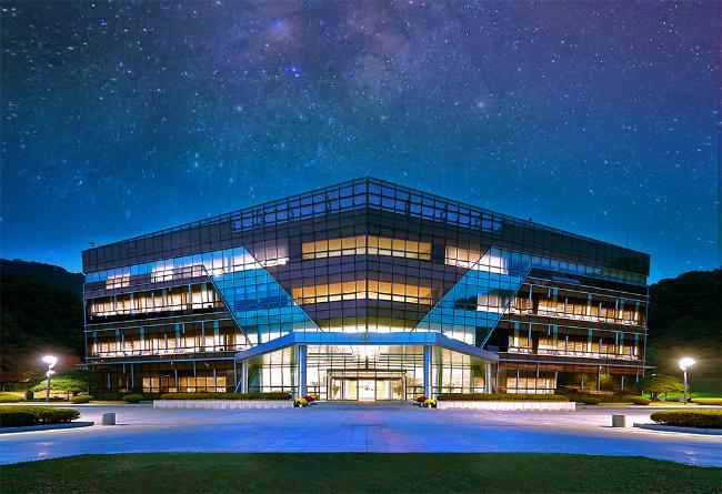 5일 창설 50주년을 맞은 ADD 본관의 전경. ADD 제공