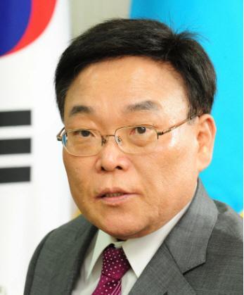 반기성 케이웨더 예보센터장