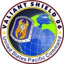 Official Seal of the Valiant Shield Exercise   www.en. wikipedia.org