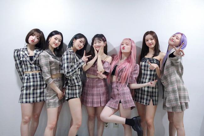 오는 11월 22일 온라인 단독 콘서트를 개최하는 걸그룹 오마이걸. 사진=WM엔터테인먼트.