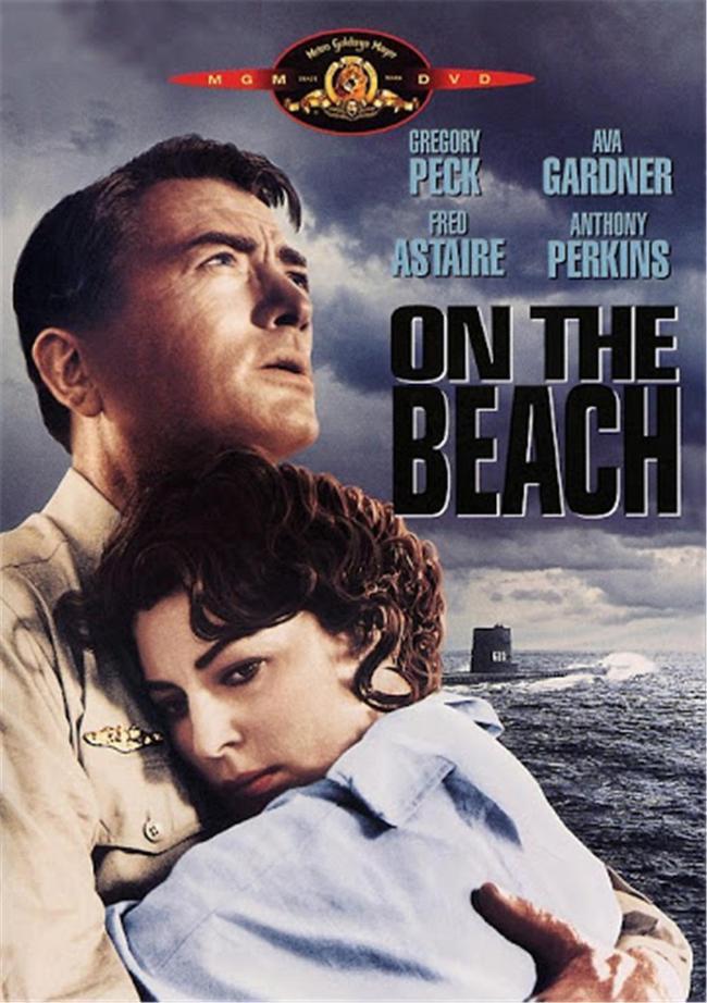 소설을 원작으로 만든 영화 '그날이 오면(ON THE BEACH)'의 포스터.  필자 제공