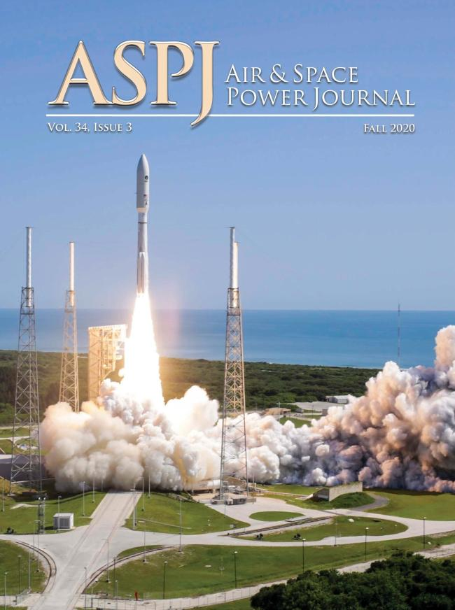 『Air and Space Power Journal』 2020년 가을호.  미 공군대학교 발행