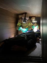 [국간사] 재난 사상자 병원 집중 유입 시 간호 역량 강화